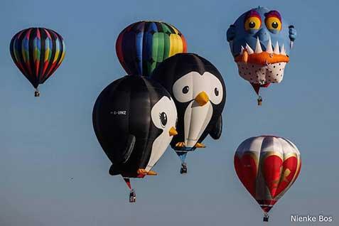 Weź udział w fieście balonowej!