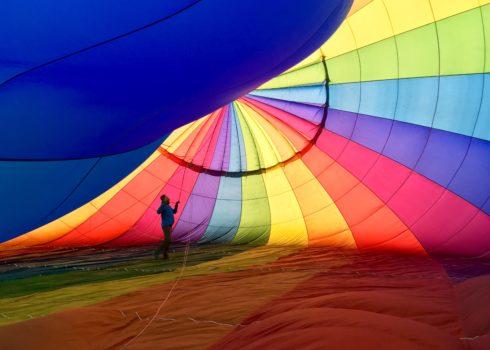 Wnętrze balonu 1